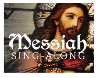 Christmas Concert Featuring Messiah