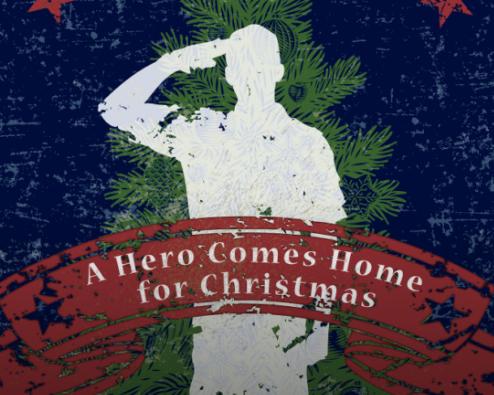 A Hero Home for Christmas