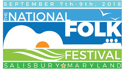 National Folk Festival 2018 poster