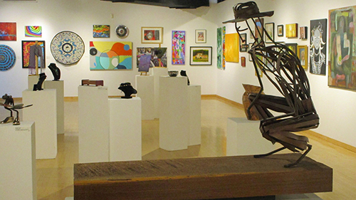 HoCo Open 2017 in the Arts Council Gallery