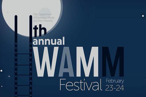 11th Annual WAMMFest Poster