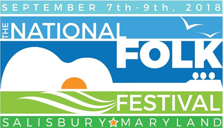 National Folk Festival poster