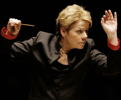 Marin Alsop Conducts the Baltimore Symphony Orchestra