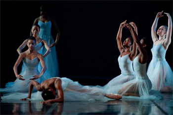 Baltimore School for the Arts Dancers perform with the Baltimore Symphony Orchestra