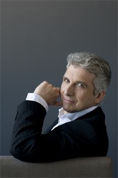 Peter Oundjian conducts the Baltimore Symphony Orchestra