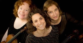 Three members of an opera house