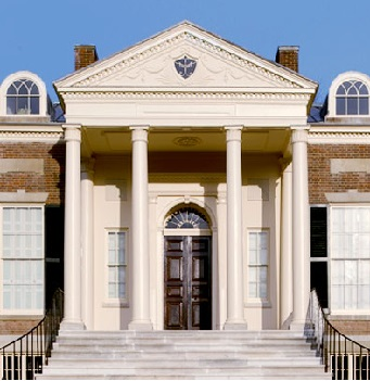 Homewood Museum Entrance