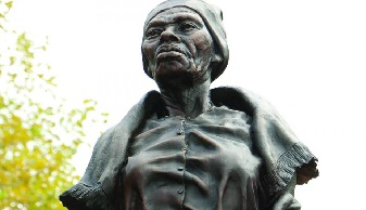 Statue of Harriet Tubman