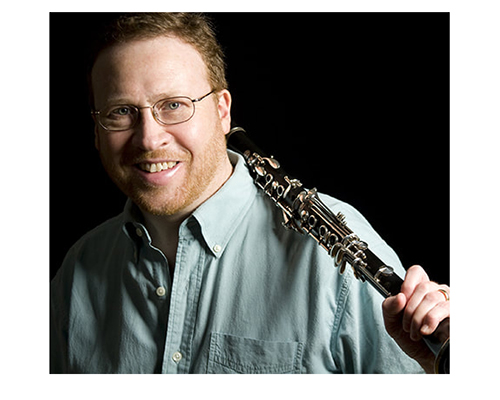 BSO clarinetist William Jenken