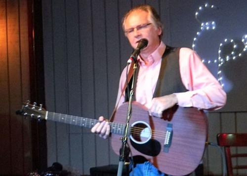 featured performer Michael Warner