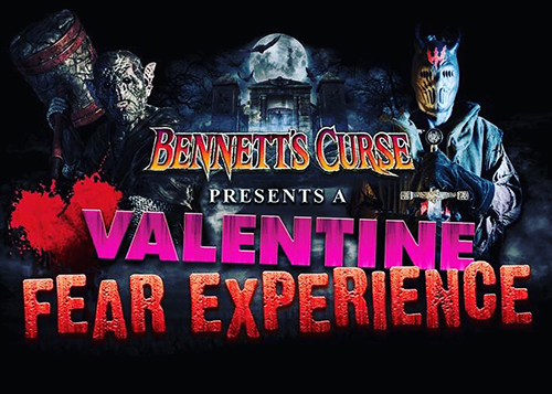 Bennett's Curse Valentine Fear Experience