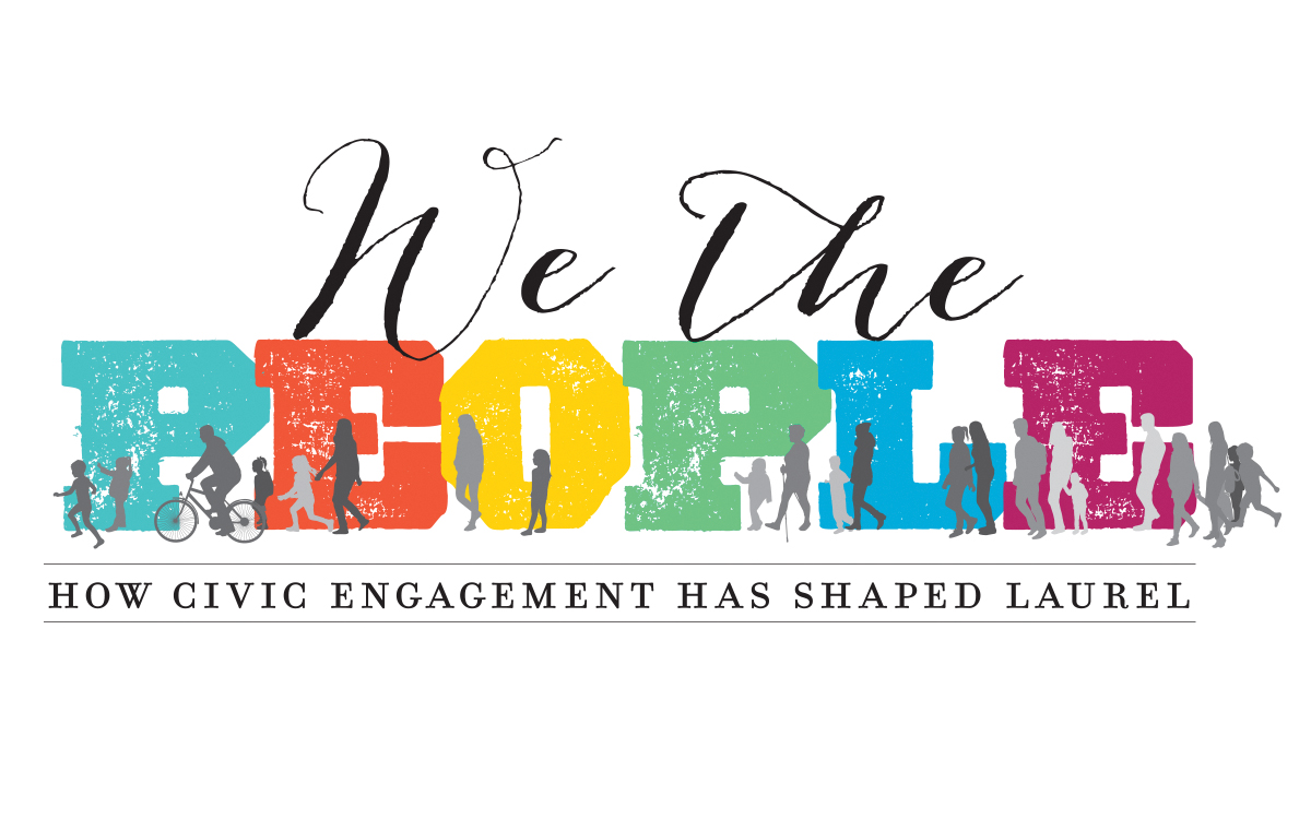 We The People color logo