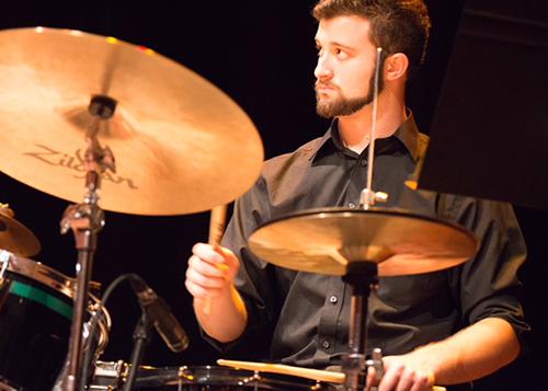 Shepherd Jazz musician