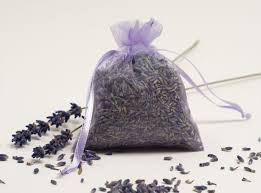 make a lavender sachet