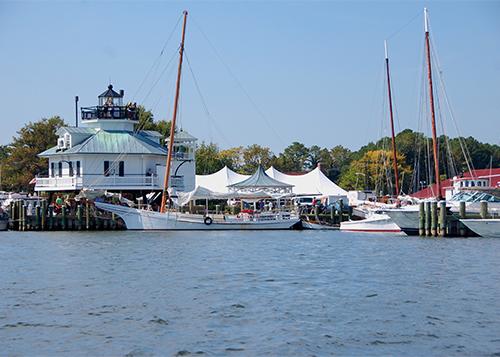 Community Day - Chesapeake Bay Maritime Museum