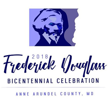 Frederick Douglass Bicentennial Logo