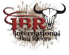 International Bull Riders logo
