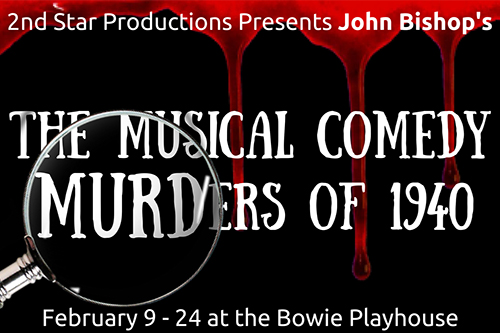 'Musical Comedy Murders of 1940' poster