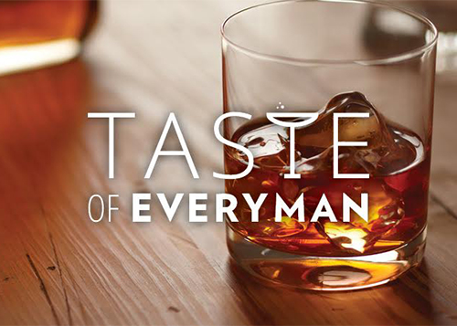 TASTE OF EVERYMAN poster