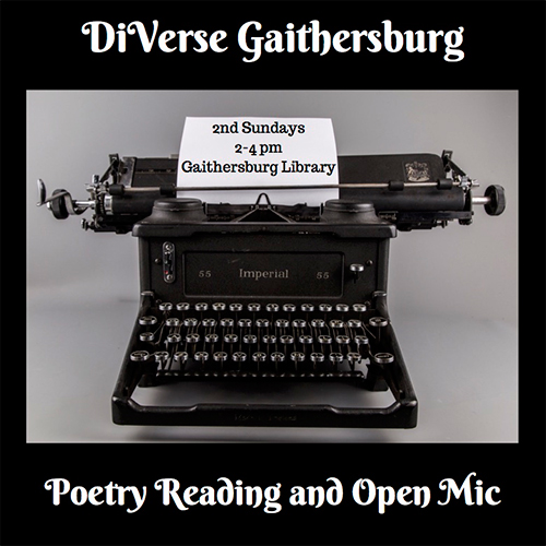 DiVerse Poetry Reading and Open Mic