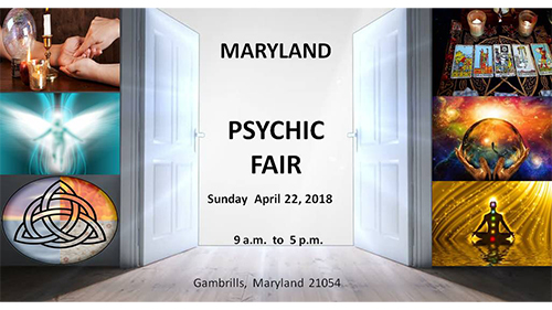 Psychic Fair poster