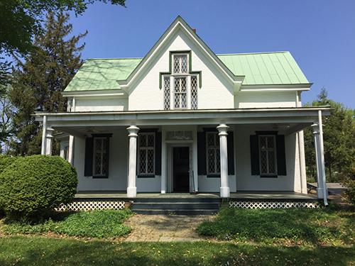 Tudor Hall in Bel Air, MD
