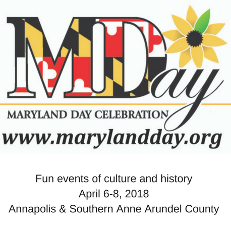 Maryland Day poster
