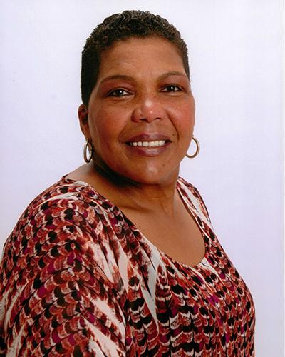 Miss Gayle portrait