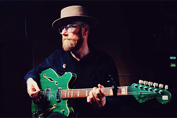 Mike Doughty of Soul Coughing