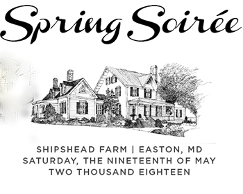 Spring Soiree Poster