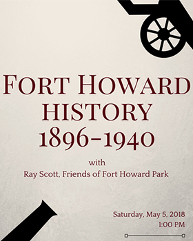 Fort Howard History from 1896-1940 book cover