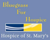 Bluegrass for Hospice poster