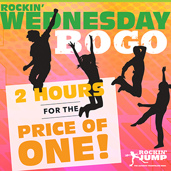 Rockin' Wednesday poster