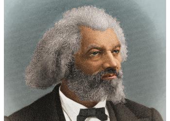 Portrait of Frederick Douglass