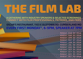 The Film Lab poster 2018