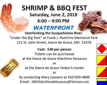 Shrimp Fest flyer
