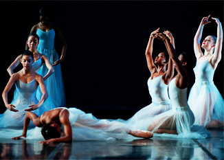 Baltimore School for the Arts Dancers perform with the BSO