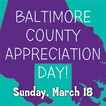 Baltimore County Appreciation Day Logo