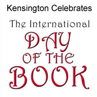 Kensington Day of the Book Festival Logo