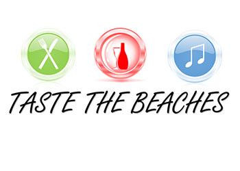 Taste the Beaches Logo