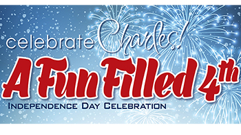 Celebrate Charles Fun Filled Fourth Poster