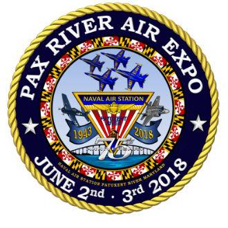 NAS Patuxent River Air Expo's logo