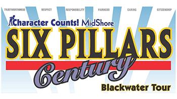 Six Pillars Century Blackwater Tour logo