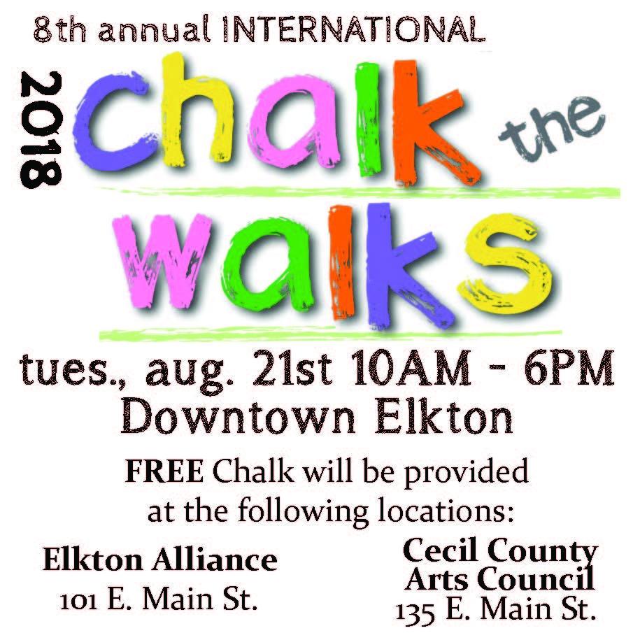 Chalk the Walks logo