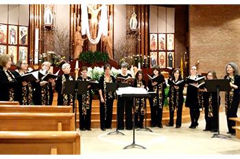Voix de Femmes Chamber Choir