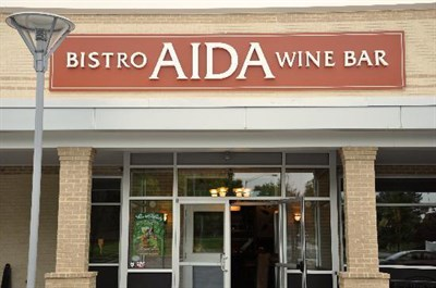 Aida Bistro Wine Bar exterior view