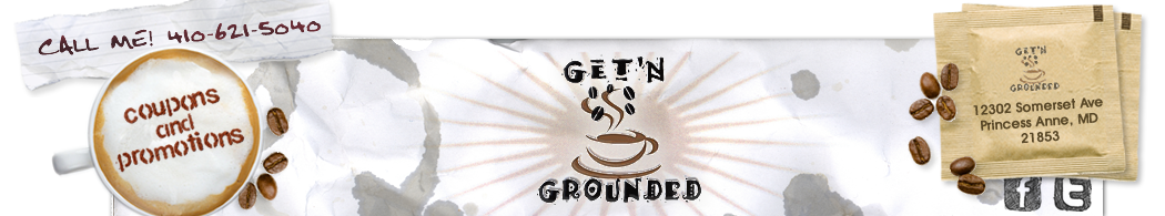 Get'n Grounded Coffee Shop