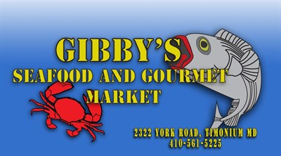 Gibby's Seafood and Market logo