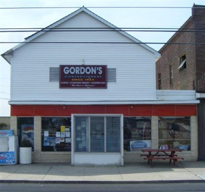 Gordons Confectionery