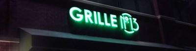 Grille No. 13 logo